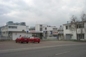Gewerbehalle mit Bürotrakt in Eschwege