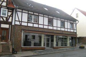 Ladenlokal mit Schaufenster in Waldkappel