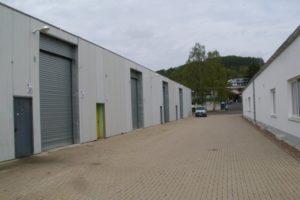 Gewerbehalle in Witzenhausen