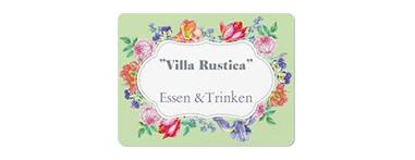 Villa Rustica Essen & Trinken