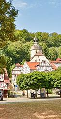 Fachwerk in der Region Werra-Meißner
