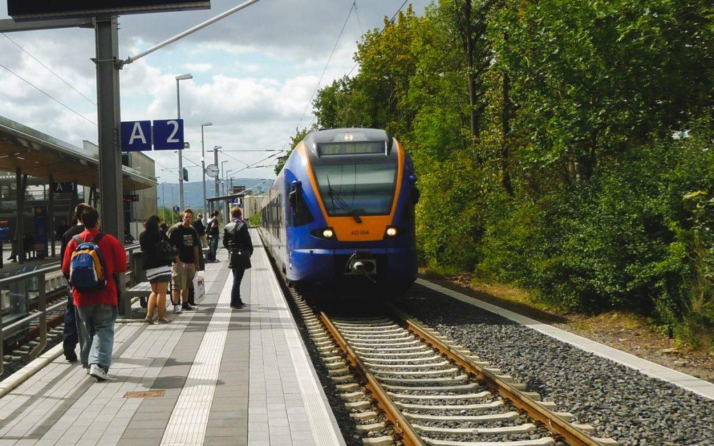 Stadtbahnhof Eschwege