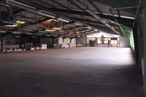 Gewerbehalle im Gewerbegebiet in Bad Sooden-Allendorf