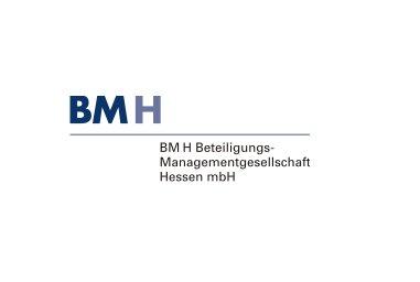 BM H Beteiligungs-Managementgesellschaft Hessen mbH