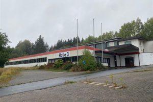 Gewerbehalle in Hessisch Lichtenau