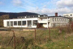 Gewerbehalle in Wehretal
